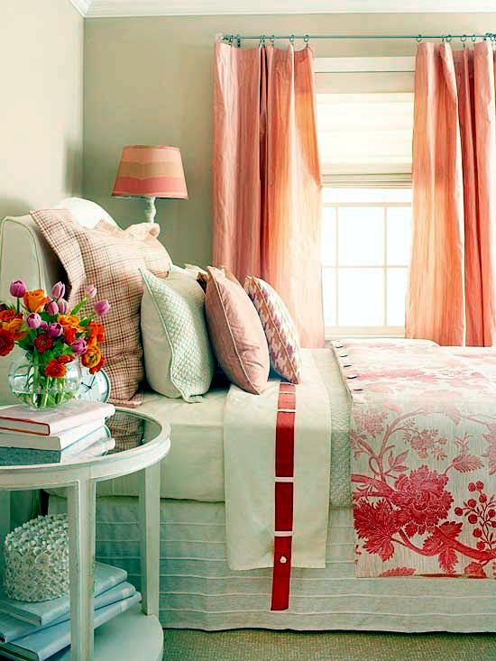 Warm Colors For Fun Loving Harmonious Interior Color