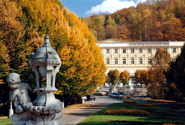 Wellness holiday in the spring - Top Spa Hotels outside Germany
