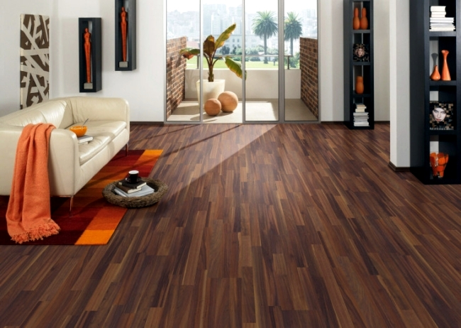 Laminate flooring & Why laminate lay-specific characteristics and advantages of the ...
