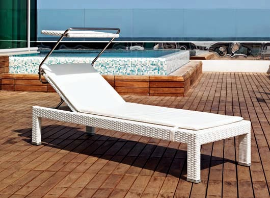 Wonderful modern patio furniture for relaxing outdoors