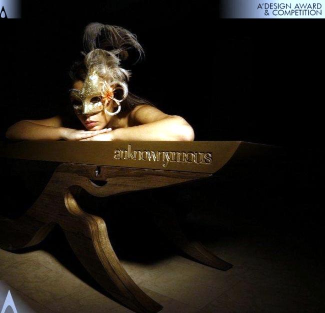 Wood Bench by Yazan Hijazin - representing motion and stillness