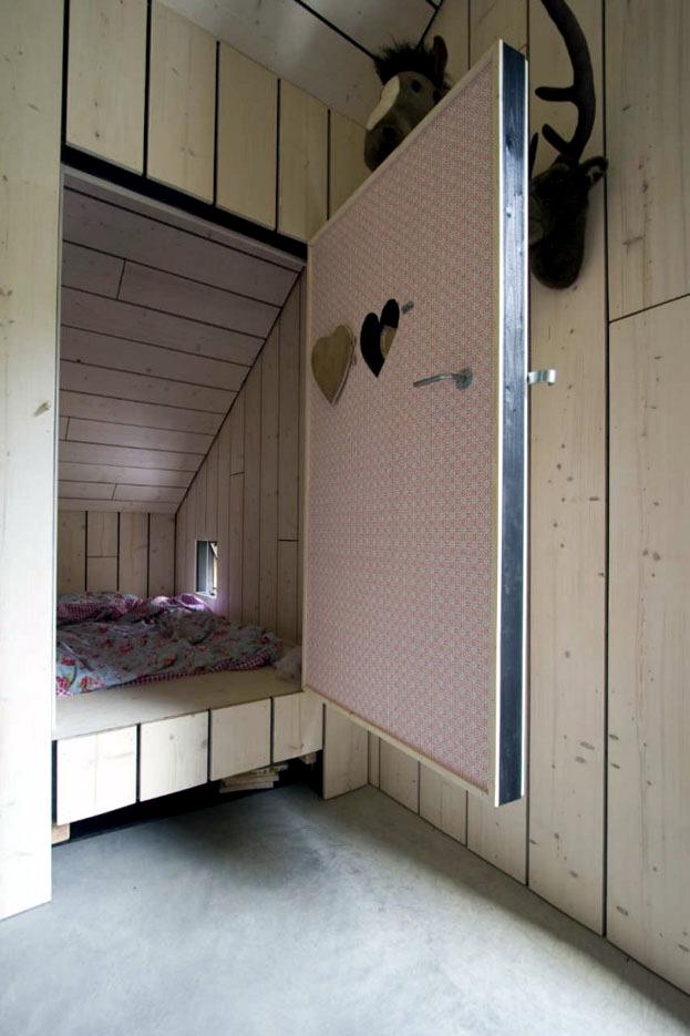 wood siding house