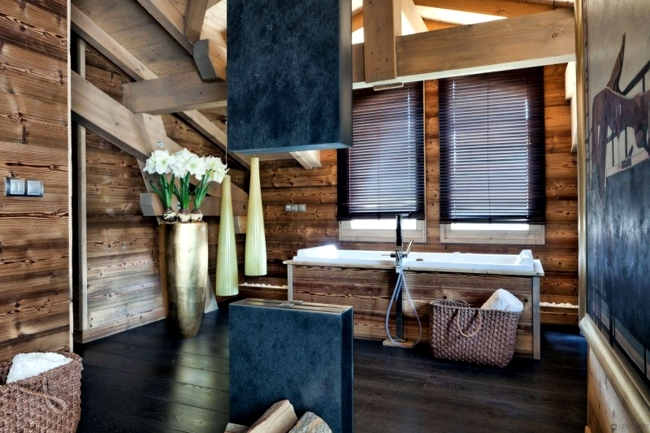 Create Your Bathroom Wood   We Will Give You New Ideas As Inspiration In  The Rustic Look!