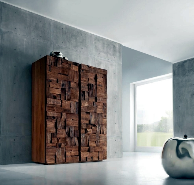 Wooden designer furniture from Domus Arte creative Skando Collection